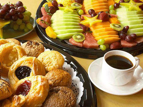 Breakfast Food Desayuno Delivery